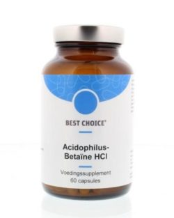 Acidophilus betaine HCL