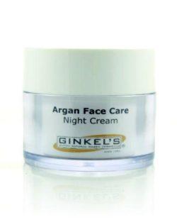 Argan face night cream