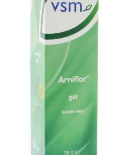 Arniflor gel eerste hulp