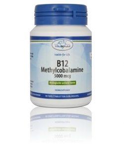 Vitakruid B12 Methylcobalamine 5000 mcg