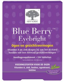 Blue berry eyebright