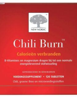 Chili burn