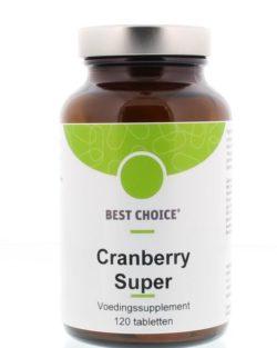 Cranberry super