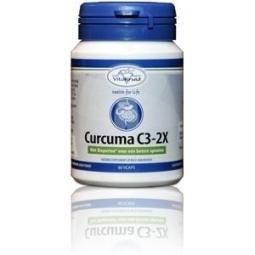 Vitakruid Curcuma C3 2X 60 V-caps