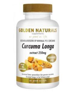 Golden Naturals Curcuma Longa (180 VegaCaps.)