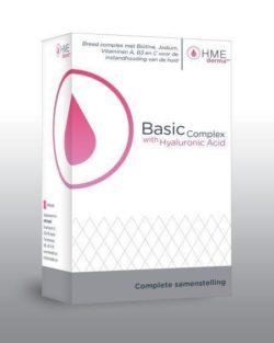 Derma basic complex hyaluronic acid