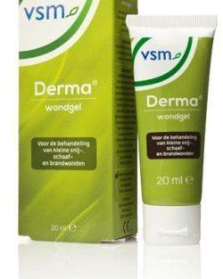 Derma wondgel