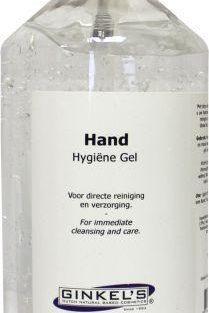 Desinfecterende handgel 1000 ml (VOORDEELFLES)