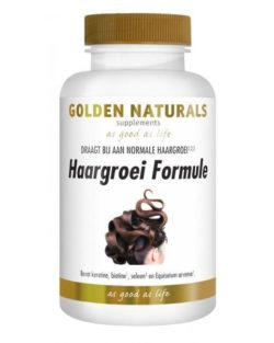 Golden Naturals Haar Huid Nagels (60 caps.)