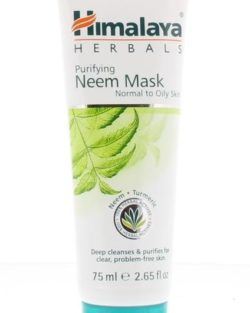Herb neem face pack