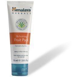 Herb refreshing fruitmask normaal/droge huid