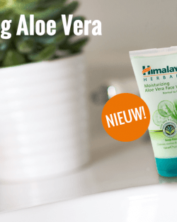 Himalaya Herbal aloe vera face wash