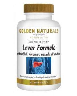 Golden Naturals Lever Formule (60 caps.)