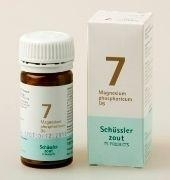 Magnesium phosphoricum 7 D6 Schussler 100 tabletten