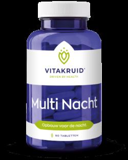 Vitakruid Multi Nacht 90 tabletten