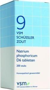 Natrium phosphoricum D6 Schussler 9