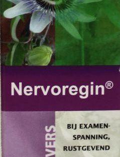 Nervoregin 100 tabletten