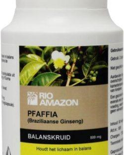 Pfaffia balanskruid voordeelverpakking