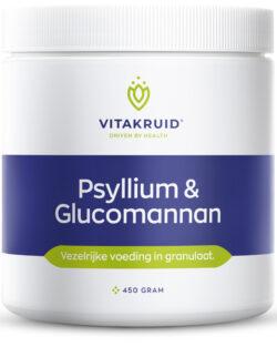 Vitakruid Psyllium & glucomannan 450 gram