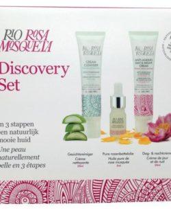 Rosa Mosqueta discovery set