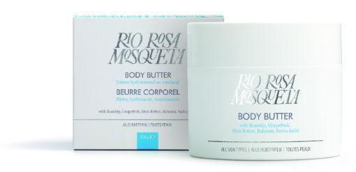 Rosa mosqueta body butter