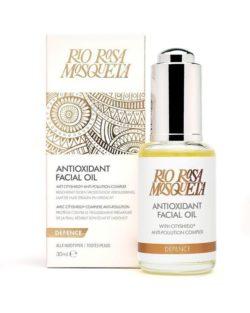 Rosa mosqueta facial oil antioxidant