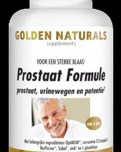 Golden Naturals Prostaat Formule (60 caps.)