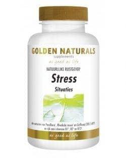 Golden Naturals Stress Situaties (60 caps.)