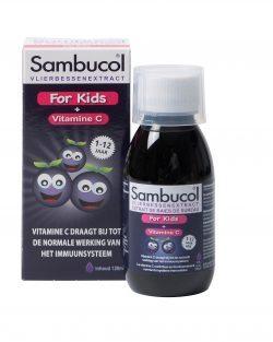 Vlierbessensiroop for kids 120 ml