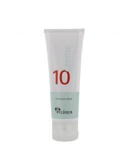 Pluger Schussler Celzout Crème Natrium Sulfuricum D4 Nr. 10 – 75 ml