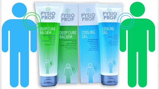 Fysio Prof Cooling Gel