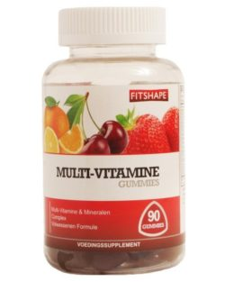 Multi vitamine gummies