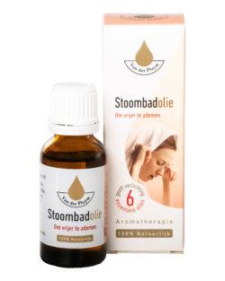 Van der Pluym Stoombadolie 20 ml