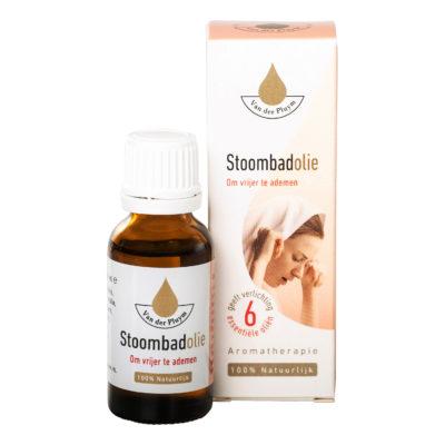 Stoombadolie 20ml Van der Pluym