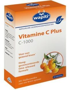 Vitamine C plus 1000 mg