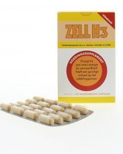 Zell H3 vegetarische capsules
