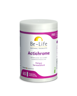 Be-Life Actichrome 60 plantaardige capsules