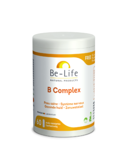 Be-Life B Complex BIO 60 zuurbestendige capsules