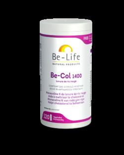 Be-Life Be-Col 1400 BIO 120 plantaardige capsules