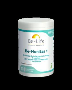 Be-Life Be-Munitas + 30 zuurbestendige capsules