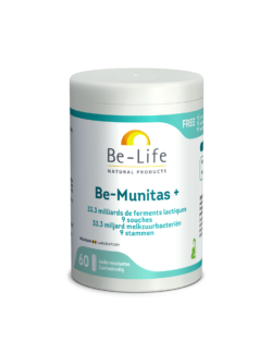 Be-Life Be Munitas + 60 zuurbestendige capsules