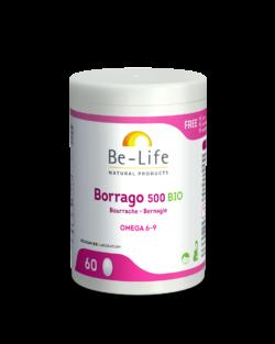 Be-Life Borrago 500 BIO 60 capsules