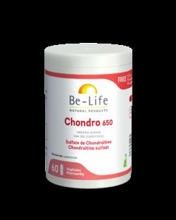 Be-Life Chondro 650 60 plantaardige capsules