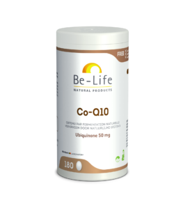 Be-Life Co-Q10 Ubiquinone 50 mg 180 capsules