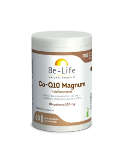 Be-Life Co-Q10 Magnum 60 zuurbestendige capsules