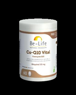 Be-Life Co-Q10 Vital Ubiquinol 50 mg 60 capsules