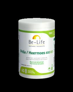 Be-Life Heermoes 800 BIO 60 biologische capsules