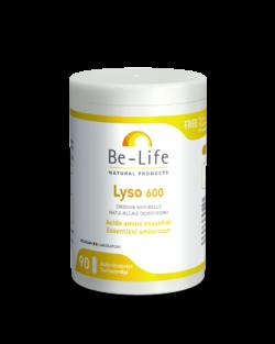 Be-Life Lyso 600 90 zuurbestendige capsules