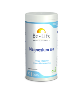 Be-Life Magnesium 500 90 plantaardige capsules