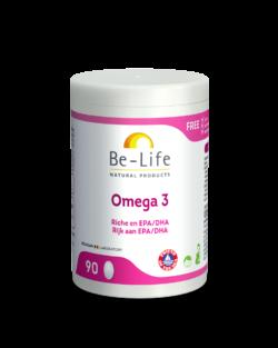 Be-Life Omega 3 500 90 capsules